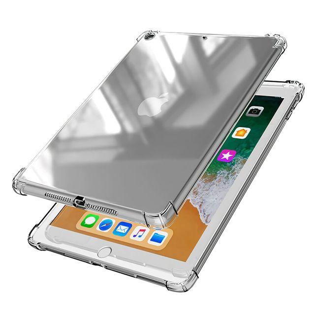 뉴 아이패드 9.7 2018 클린 젤리 태블릿 케이스 T029