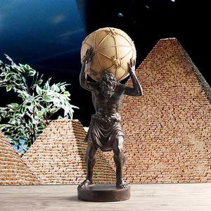 아틀라스 조각상 결혼선물 인테리어장식 장식소품