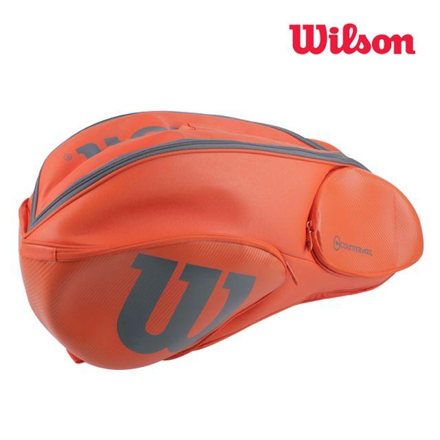 윌슨 VANCOUVER 9PACK 가방 - WRZ849709 테니스가방