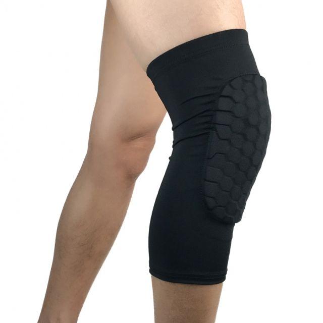 보호용 가드빌 무릎 보호대(블랙) (XL)
