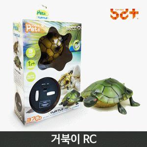 거북이 RC 무선조종 로봇벌레 모형 작동완구 장난감