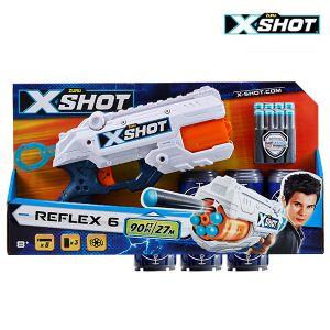 X-SHOT 리플렉스 6연발