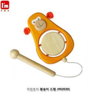 원숭이 드럼 음악 장난감 악기 놀이