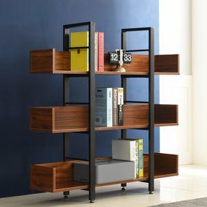 3단책장 서재 책꽂이 오픈형 선반 사무실 홈 인테리어