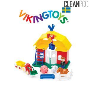 시티 농장세트 장난감 교육용 장난감
