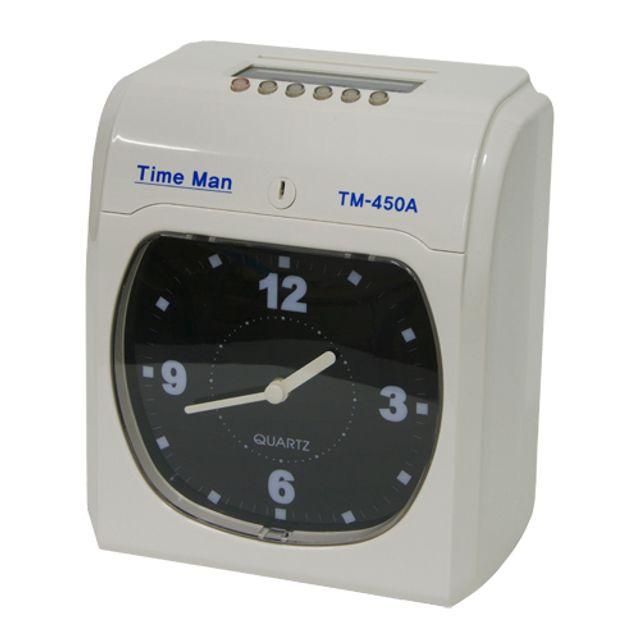 출퇴근기록기 TM-450A