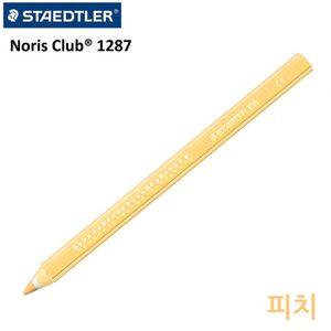 스테들러 1287 코끼리 색연필 1다스 (12개입) (피치)