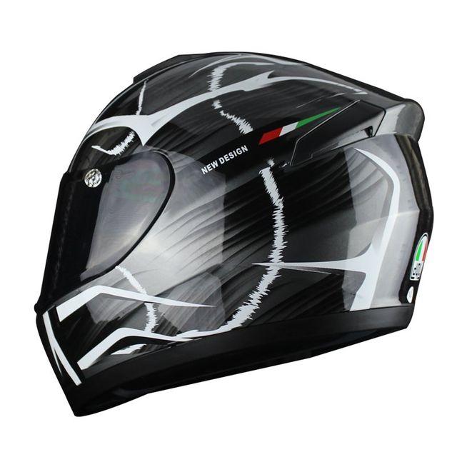 [해외] dgl 오토바이 헬멧 남성 오토바이