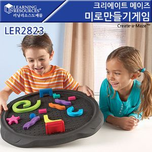 LER2823 크리에이트 메이즈 미로만들기 게임