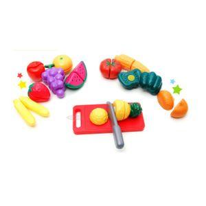 레드박스 과일과 야채 놀이세트 장난감 완구 어린이 아동 유아