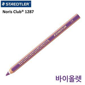 스테들러 1287 코끼리 색연필 (12개입) (바이올렛)
