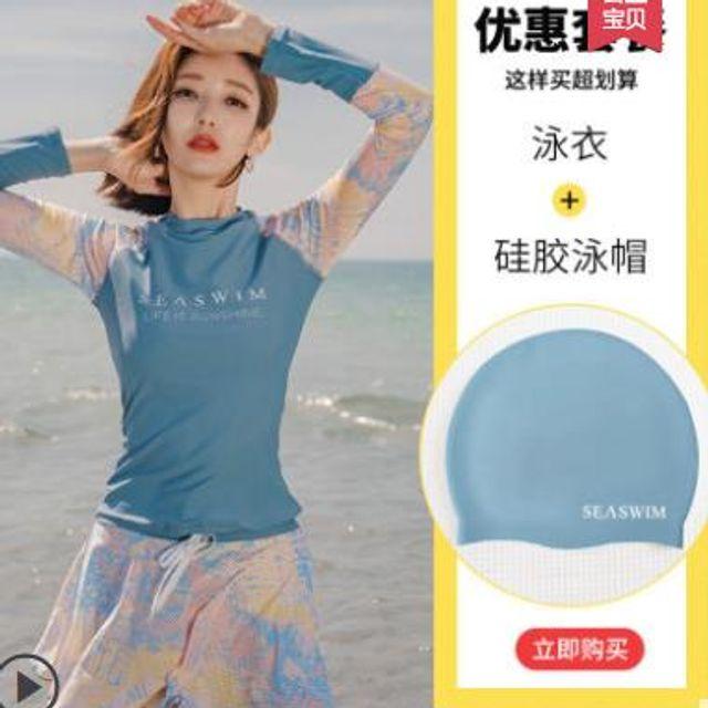 [해외] 비키니 여성수영복 트레이닝수영복17