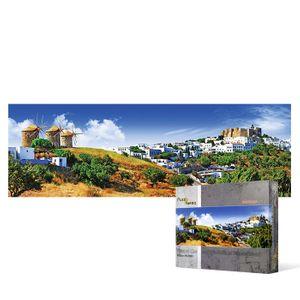 600피스 직소퍼즐 - 파트모스섬의 코라마을