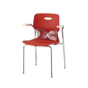 멀티 하이팩 팔걸이 의자 암체어 사무실 학원 공부방