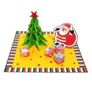만들기색종이 곱게접어서 크리스마스 만들기 10P