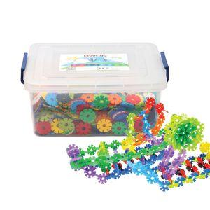 유아 창의 교구 플라워블록1 교재미포함 장난감 선물