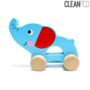 풀어롱코끼리 장난감 교육용 장난감