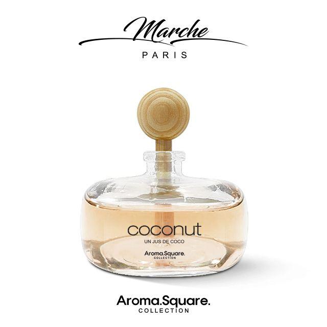 [더산쇼핑]AS 마르쉐 차량용디퓨져 50ml 코코넛 013301