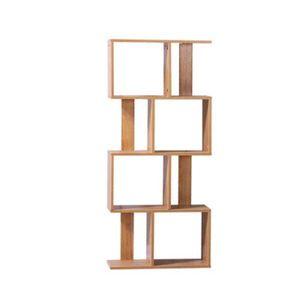 퍼즐형 4단 책장