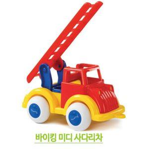 미디 사다리차 유아 안전한 자동차 장난감 놀이