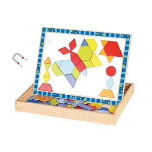 (학습놀이교구)모양자석퍼즐 78pcs