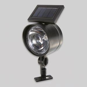 태양광 LED 투광등 4 LED(벽부겸용)