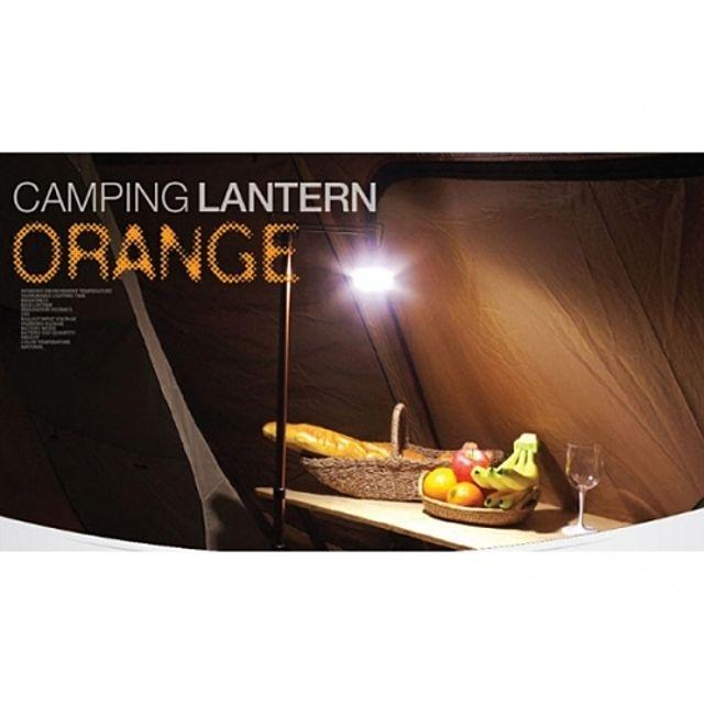 우신 오렌지캠핑텐트실내등 WS-494 [제작 대량 도매 로고 인쇄 레이저 마킹 각인 나염 실크 uv 포장 공장 문의는 네이뽕]