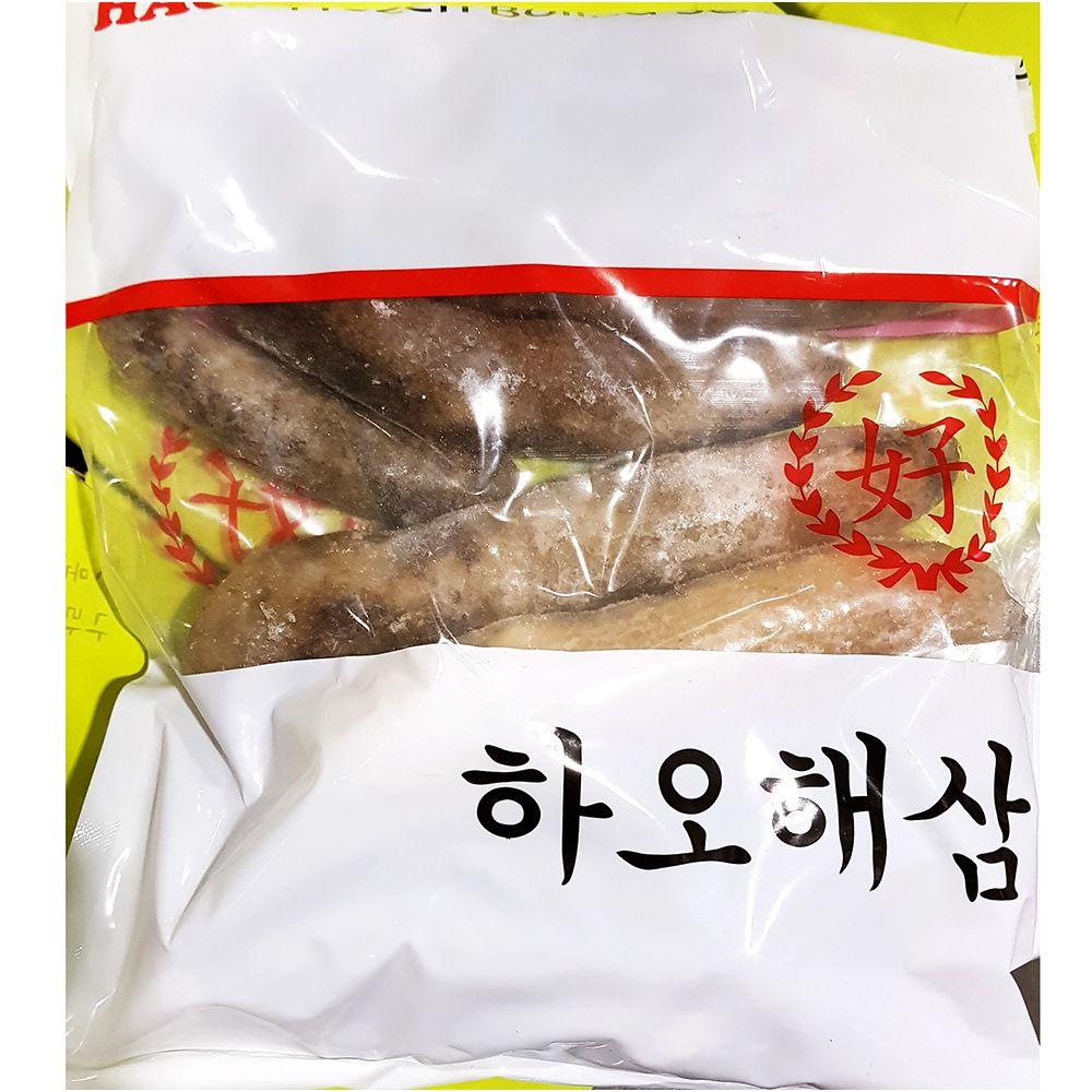 간편 즉석 조리식품 왕해삼 700g_1 EA,왕해삼,냉동수산물,수산물,해삼,냉동식자재