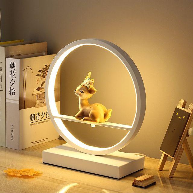[해외] 인테리어 스텐드 조명 어 디밍 밝기 램프