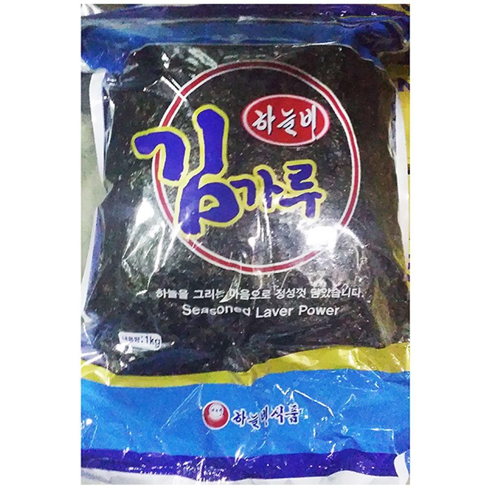 식재료 김가루(하늘비 1K),김가루,식당용김가루,업소용김가루,식재료김가루,식재료