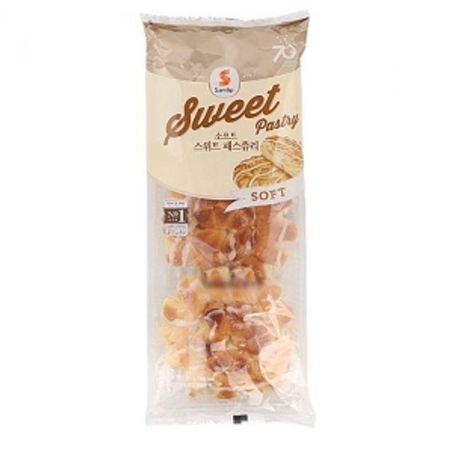 (삼립빵)소프트스위트패스츄리225g,삼립빵,과자,간식빵,케이크,떡,코스트코빵,빵생지,카스테라,쿠키,핫도그