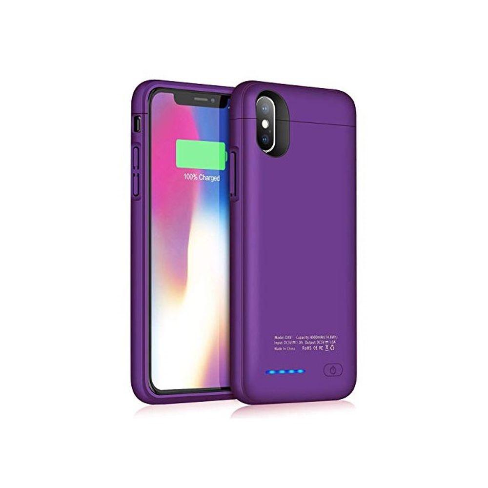 [더산직구]for 아이폰 X 배터리 케이스 4000mAh 슬림 Protective/ 영업일기준 5~15일