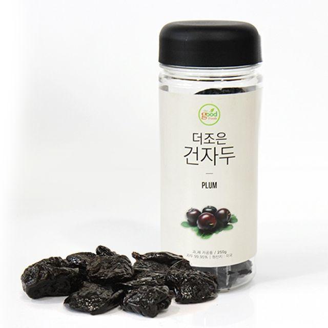the good Foods 더조은 건자두 250g 3통,자두,건자두,견과류,말린자두,테일러푸룬