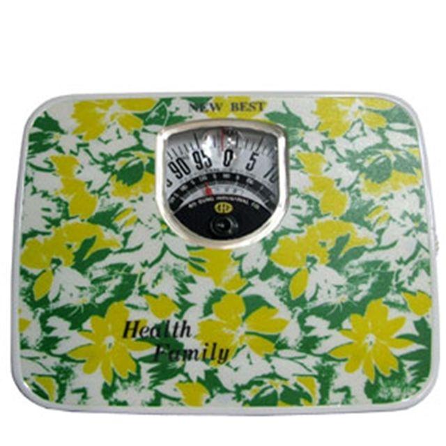 보성 체중계 비만측정 노랑꽃 몸무게 저울 인바디 [제작 대량 도매 로고 인쇄 레이저 마킹 각인 나염 실크 uv 포장 공장 문의는 네이뽕]