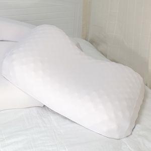 태국 직수입 대형 천연라텍스베개 땅콩지압 베개