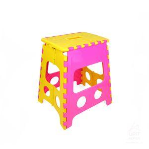 파스텔 접이식 의자 (특대)