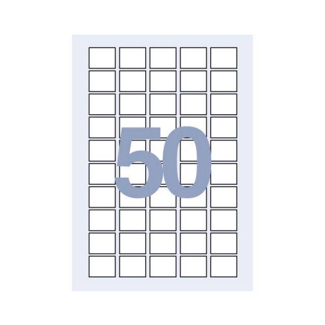 W02C3EB세모네모 라벨지 100매 C-3037 (50칸 3225)