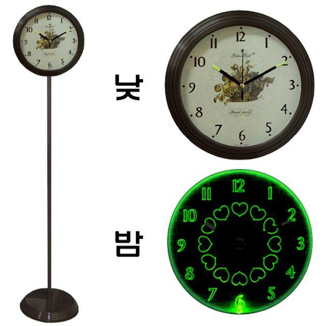 韩国直邮GB 60007单面取针等兼用台灯表月绿色灯