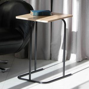심플 라인 보조 테이블