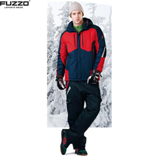 푸조 따뜻하지만 가벼운 소재 스키 바지 블랙 B3493
