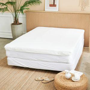 침대 매트리스 8cm 슈퍼싱글 보관가방