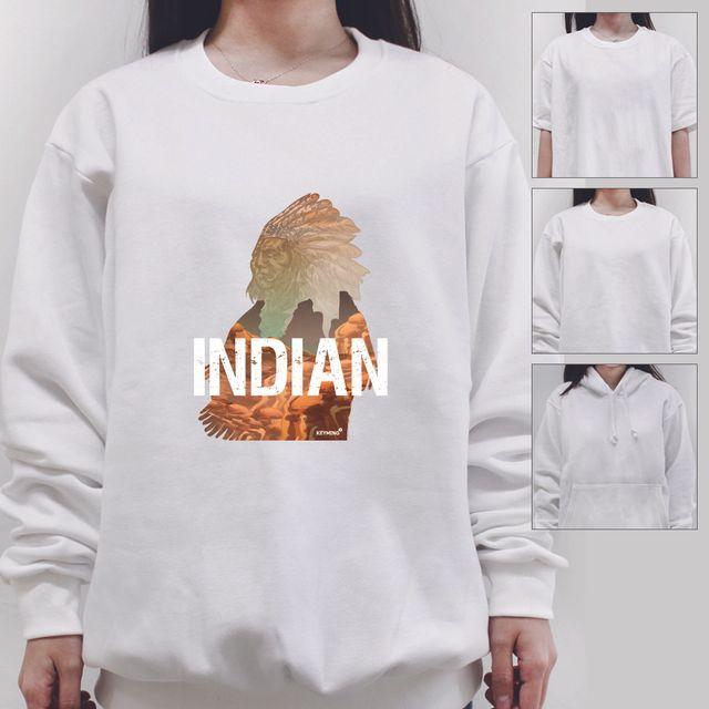 W 키밍 indian 여성 남성 티셔츠 후드 맨투맨 반팔티