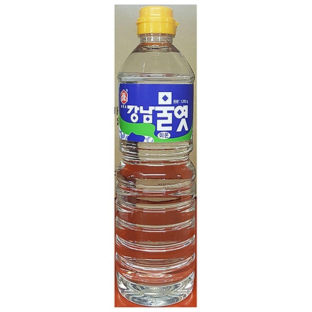 강남 흰물엿 대용량식자재 물엿 (1.2KgX1개)