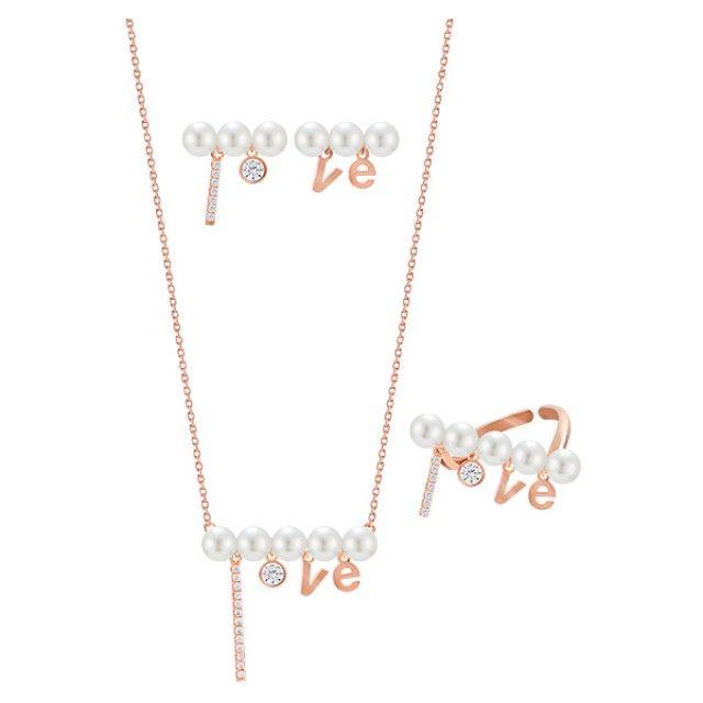 韩国直邮 (N + E + R)pris珍珠套装