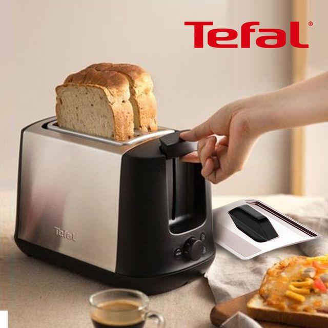 W 테팔3408 비보 7단굽기 스텐먼지덮개 토스터기