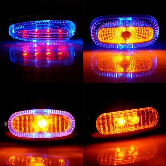 12V용 모토피아 LED사이드램프 8005 블루링