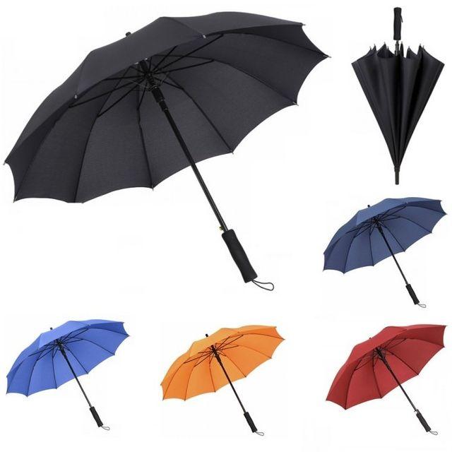 W 튼튼한 10K 자동 장우산 자동우산 스포츠 레져용 우산