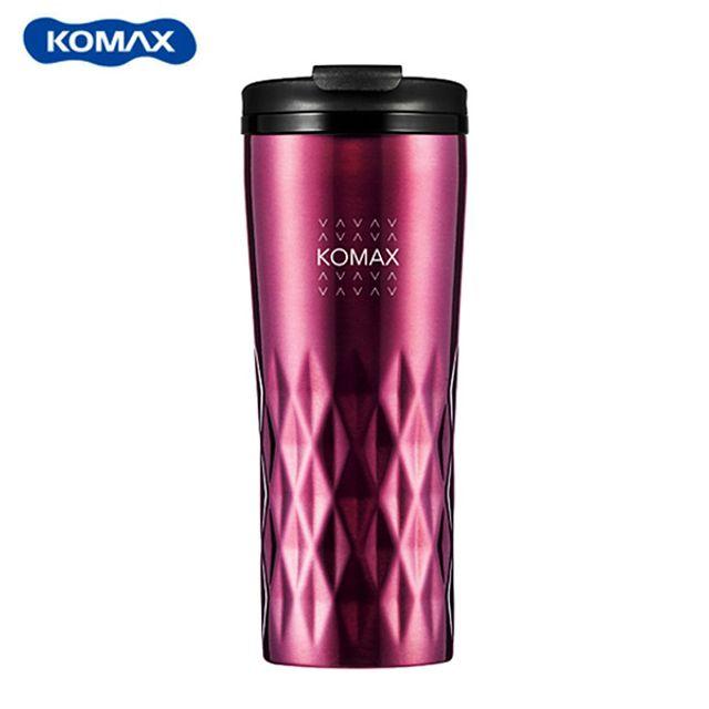 코멕스 뉴크리스탈 텀블러 2개세트(핑크)-400ml [제작 대량 도매 로고 인쇄 레이저 마킹 각인 나염 실크 uv 포장 공장 문의는 네이뽕]