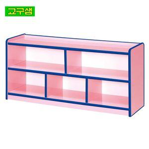 안전 분홍 영아 어린이 완구장 H49-6