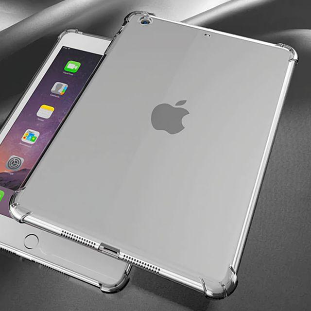아이패드 미니5 클린 클리어 젤리 태블릿 케이스 T029